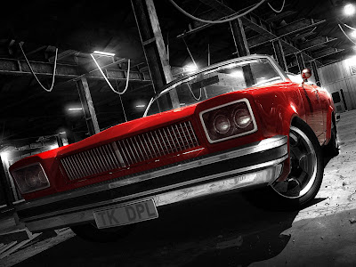 Red Classic Cars Desktop Wallpapers And Background