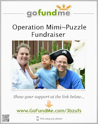 OUR PUZZLE FUNDRAISER!