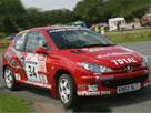 Peugeot 206 Ralli Oyunu