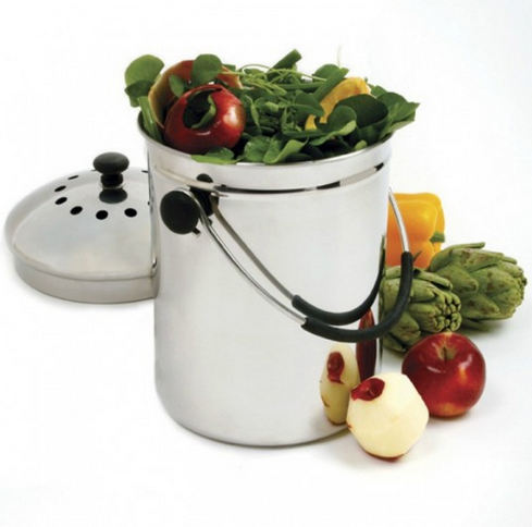 Want a Greener Kitchen? Here's Your Simple Guide to Kitchen Composting!