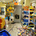 Bandidos invadem loja do Comercial Carvalho