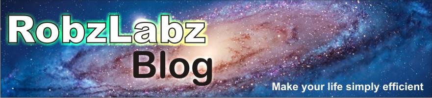 RobzLabz Blog