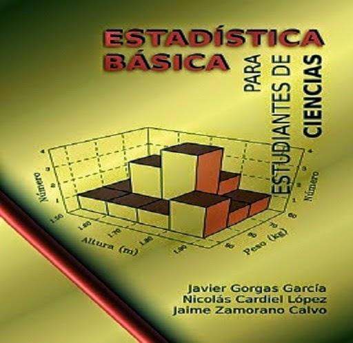 ebook Estadistica basica estudiantes ciencias