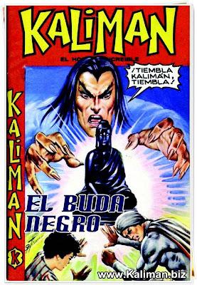 El Buda Negro