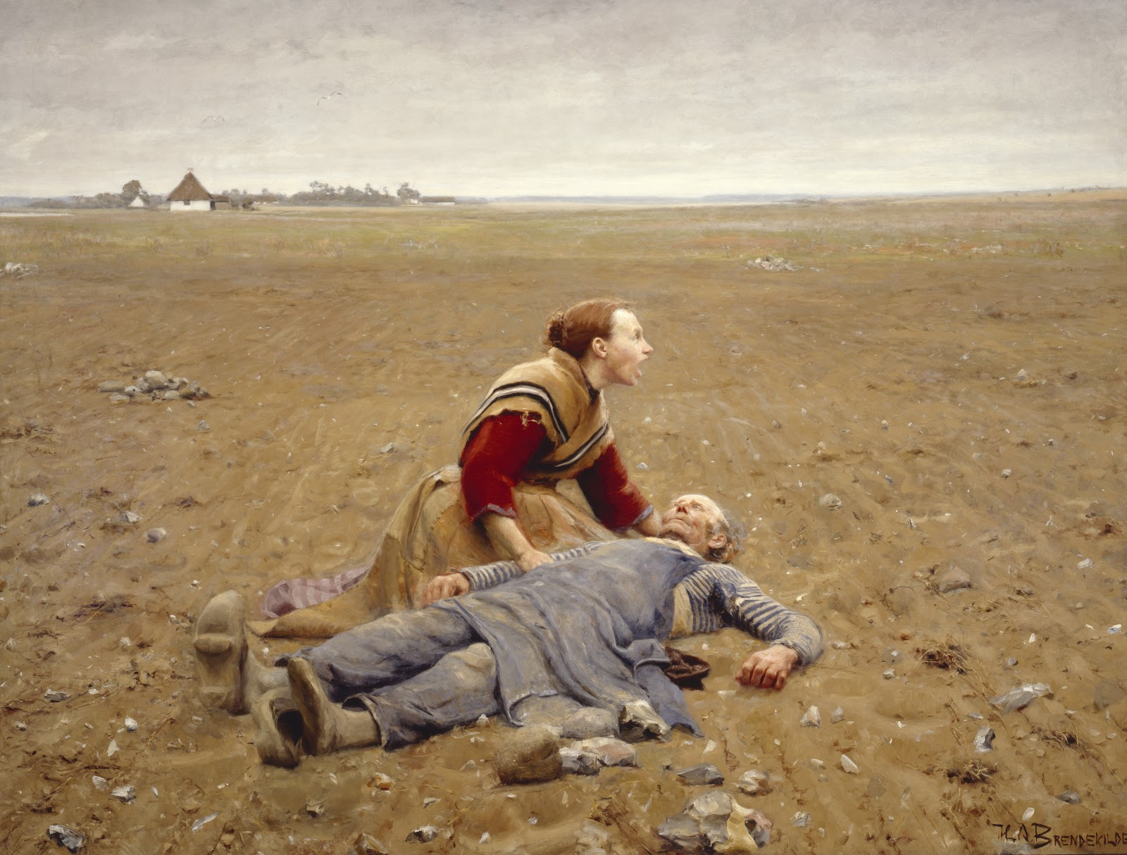 Hans Andersen  rendekilde Worn Out