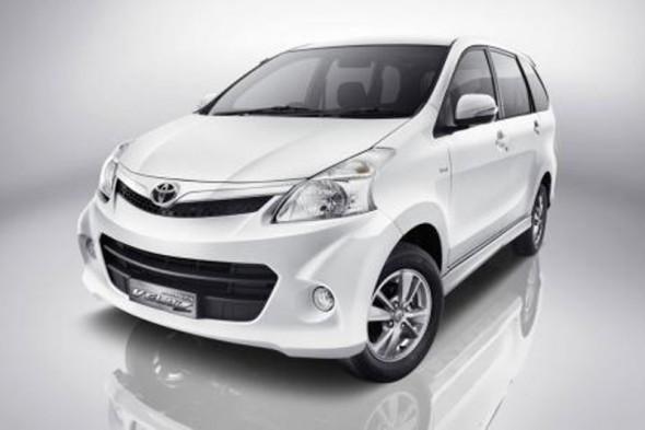 2012 Toyota Avanza MPV Review