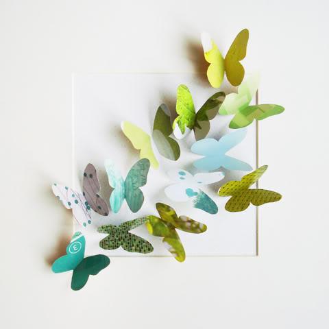 Itmom Butterflies By Design