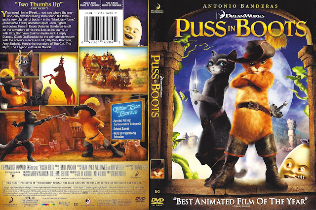 Puss In Boots Dvd2