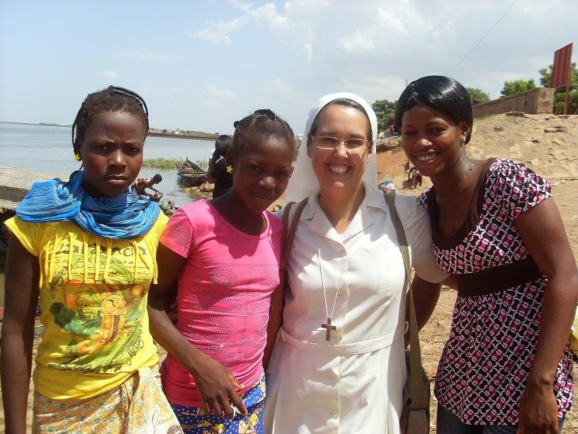 misioneros españoles en Malí