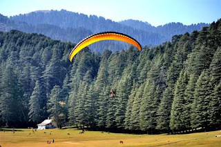 Kasauli (Best Honeymoon Destinations In India) 1