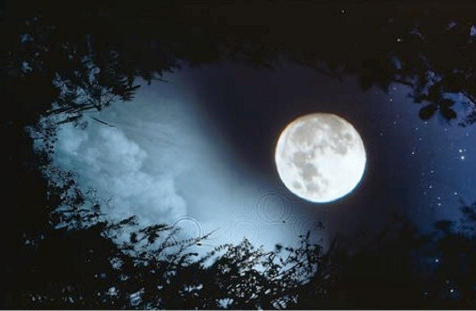 القمر وتاثيره على برج القوس