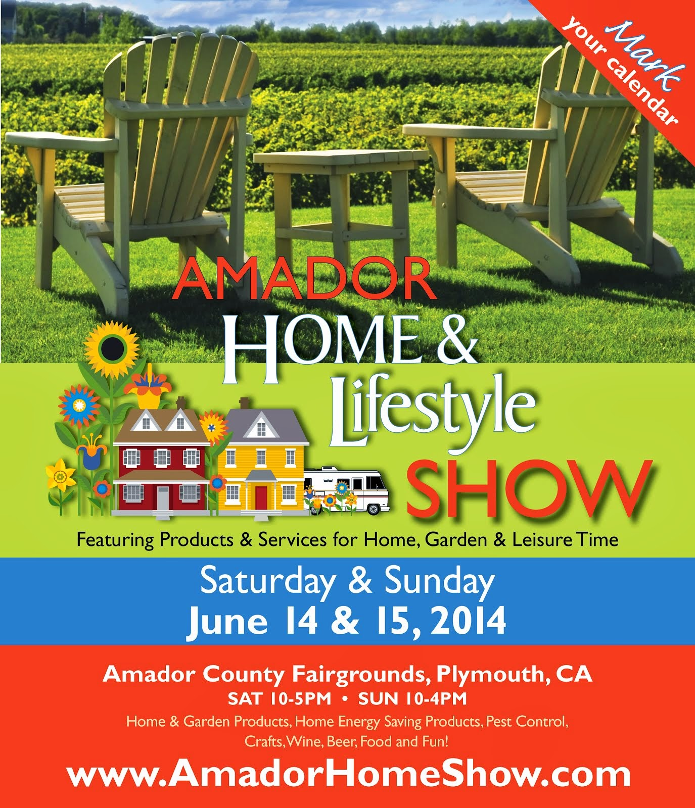 Amador Home & Lifestyle Show - June 14 & 15