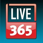 Listen to us on LIVE 365