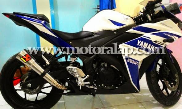 Jual Knalpot Racing Yamaha R25