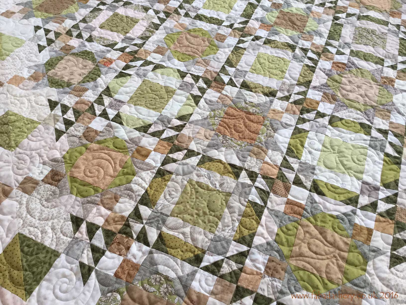 Long Arm Quilting Price List