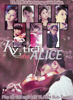 Phim Kì Tích Cho Alice-Alice In Wonder City