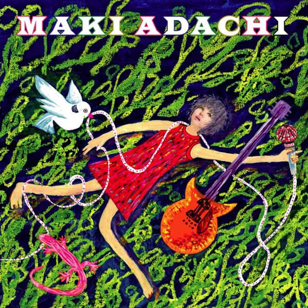 [Album] マキアダチ – MAKI ADACHI (2015.11.25/MP3/RAR)