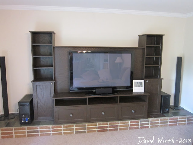 cheap tv stand to make, professional custom cabinets
