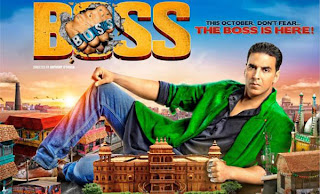Boss Movie First Look