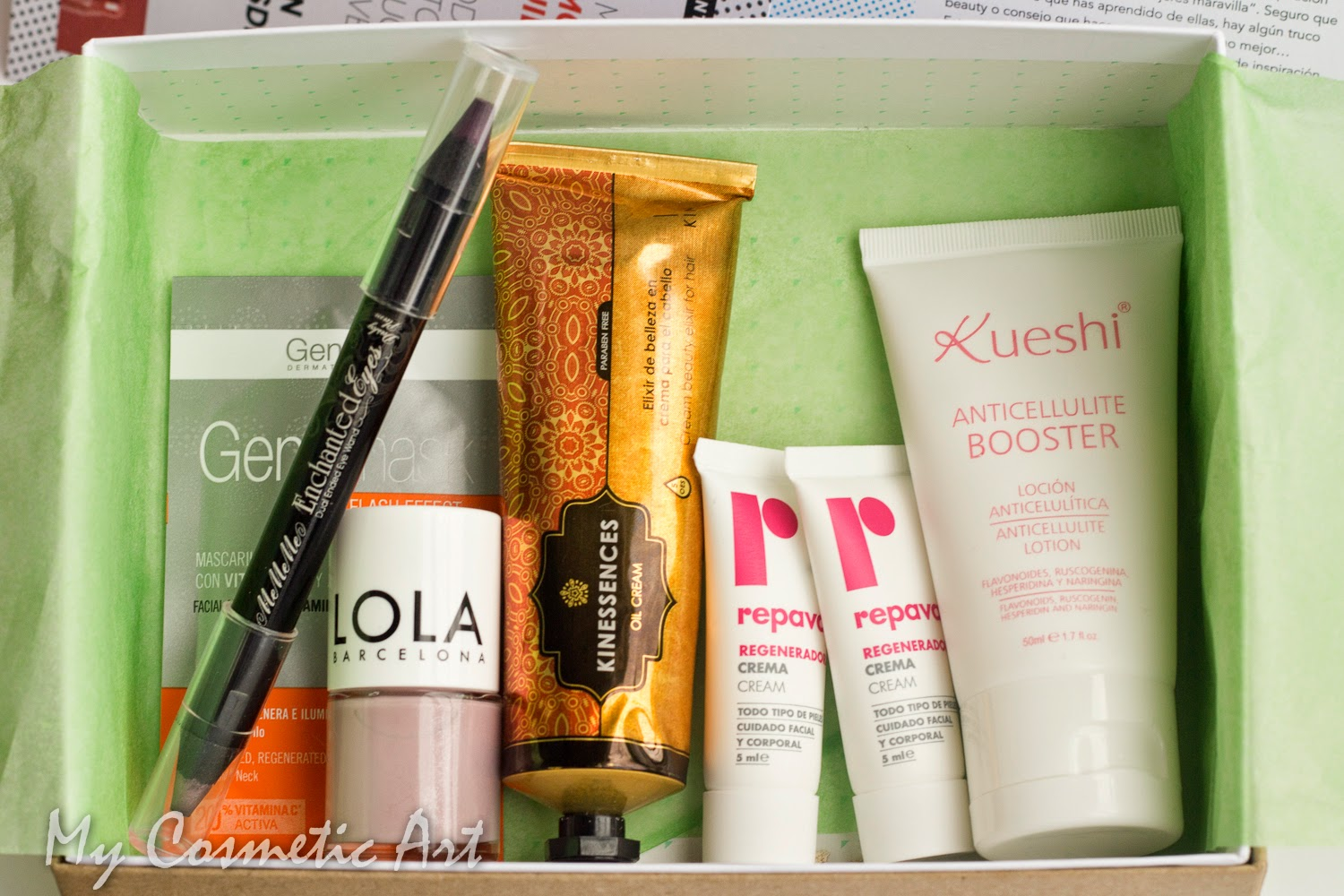 Wonder Women, la Birchbox de Abril de 2015