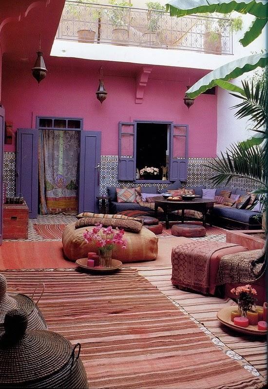 Moon to moon outdoor seating - Patio interior decoracion ...