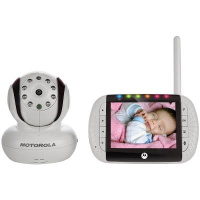 Motorola MBP36 Wireless Video Baby Monitor