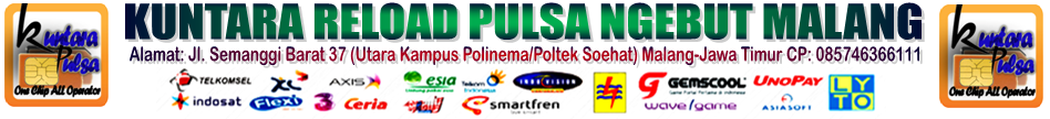Sawunggaling Pulsa | Saw Pulsa
