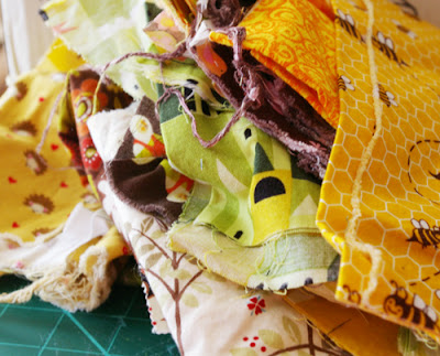 scrap, fabric, project, busting, buster, scrapbuster, tutorial, craft, instructions