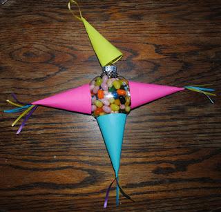 Mommy Maestra Las Posadas Craft Pi 241 Ata Ornaments