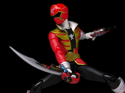 SHFiguarts Gokai Red review