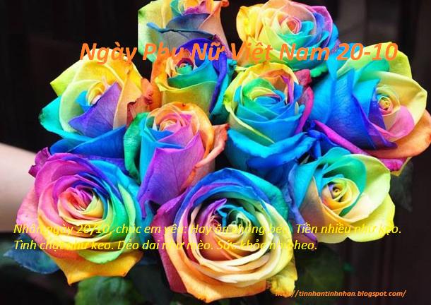 Những món quà 20-10 bằng hoa đẹp nhất tặng người yêu chúc mừng ngày Phụ nữ Việt Nam