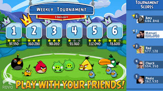 Angry Birds Friends v1.0.1