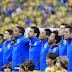 Brasil faz segundo jogo na Copa e reencontra rival e estádio da 1º edição do hino à capela