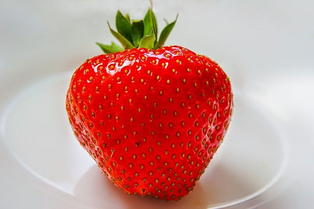 Manfaat Strawberry