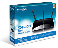 TP-LINK Archer D5 Modem Router Wireless Dual Band AC 1200Mbps