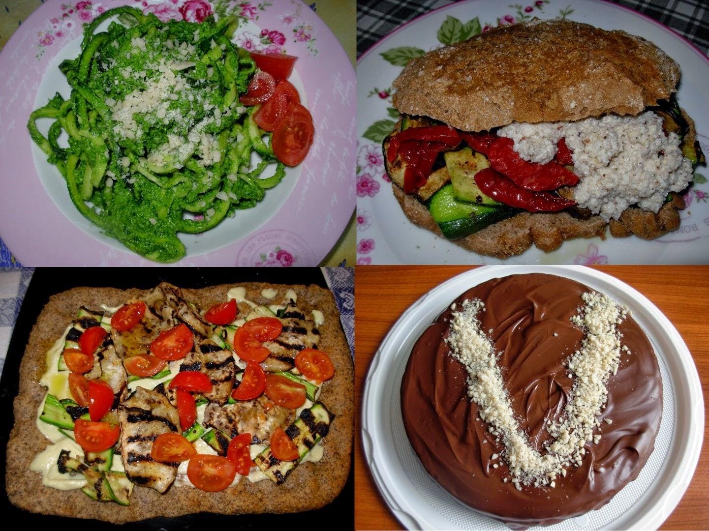 1° Corso di Cucina Naturale (con link alle Ricette)