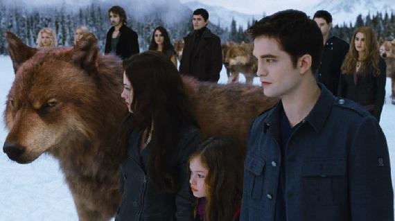 10 Film Hollywood Paling Banyak Dibajak Sepanjang Tahun 2012: Breaking Dawn Part 2