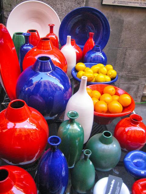 Ceramica de colores