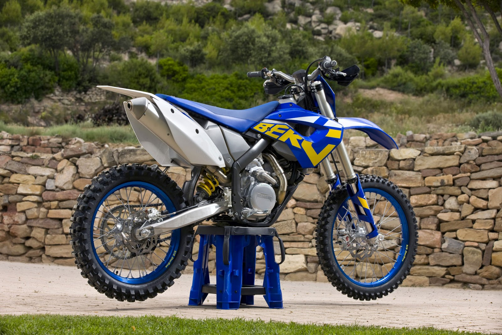 Husaberg FX 450 UPcoming Motorcycels