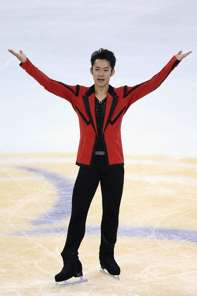 ICE STYLE.....Best Figure Skating Costumes 2012 Men and Ladies | Nick Verreos