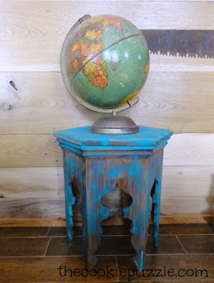 Moroccan Stool Hack