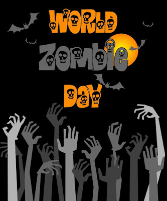 World Zombie Day Giveaway