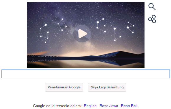 DipoDwijayaS-Prestisewan-Gambar-GoogleDoodlesHujanMeteorPerseid2014.png