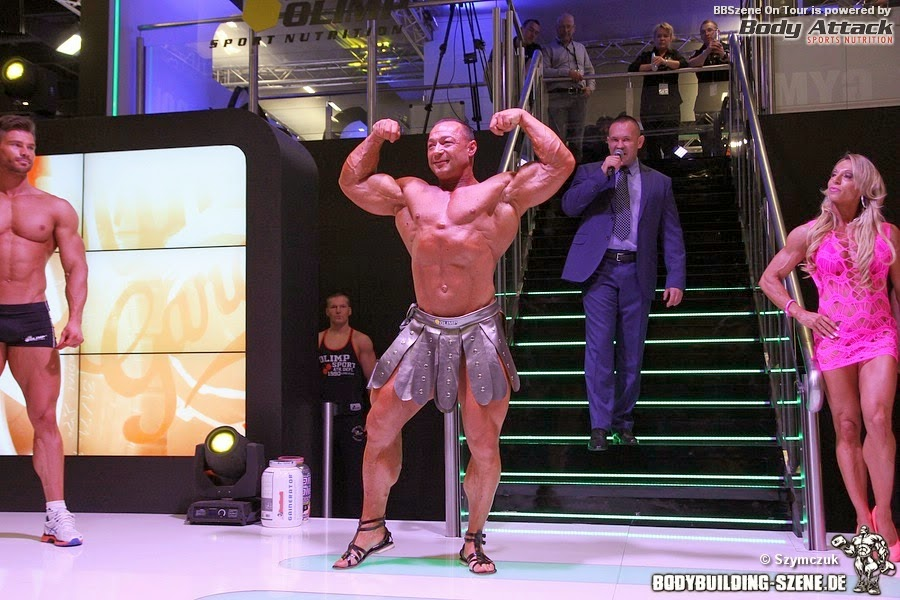 FIBO Global Fitness Expo 2014