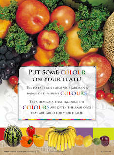 Five-a-day posters