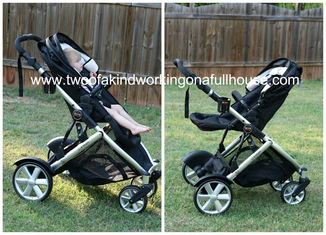 britax b ready stroller review giveaway two of a kind working on a full house. Black Bedroom Furniture Sets. Home Design Ideas