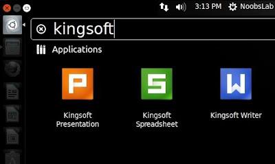 kingsoft linux