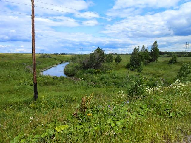 Река Межовка