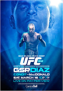 UFC 158: St. Pierre vs Diaz – HDTV AVI + RMVB download baixar luta