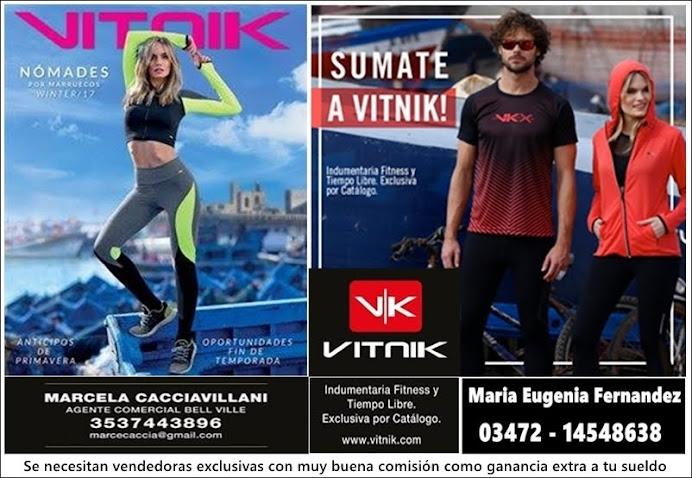 ESPACIO PUBLICITARIO: VITNIK